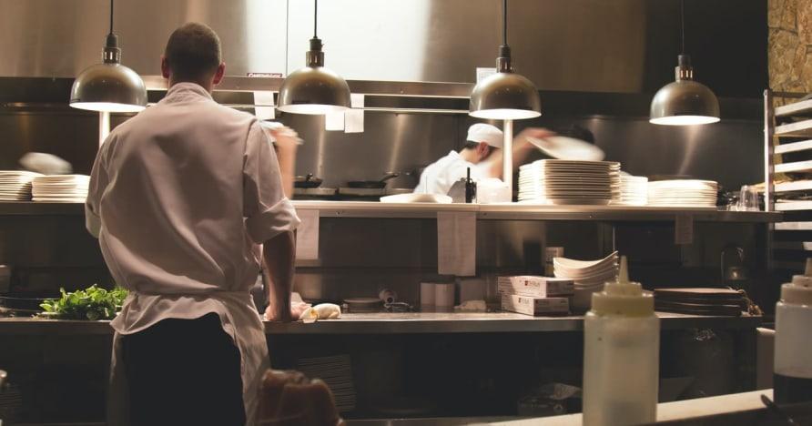 Chef Perhatian! - NetEnt Melancarkan Dapur Gordon Ramsay Hell's