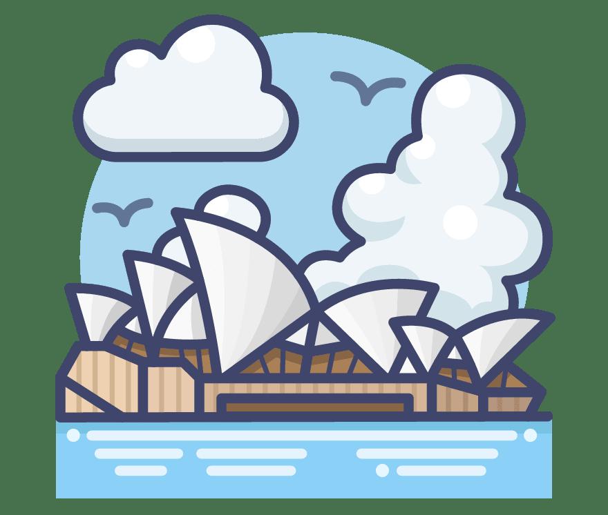 2021 Kasino Bergerak dalam Australia