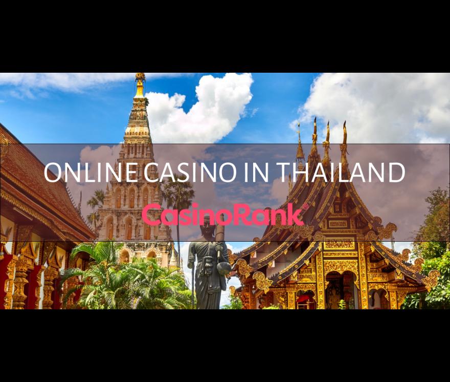 2021 Kasino Bergerak dalam Thailand