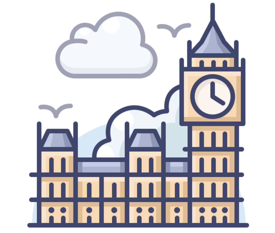 2021 Kasino Bergerak dalam United Kingdom