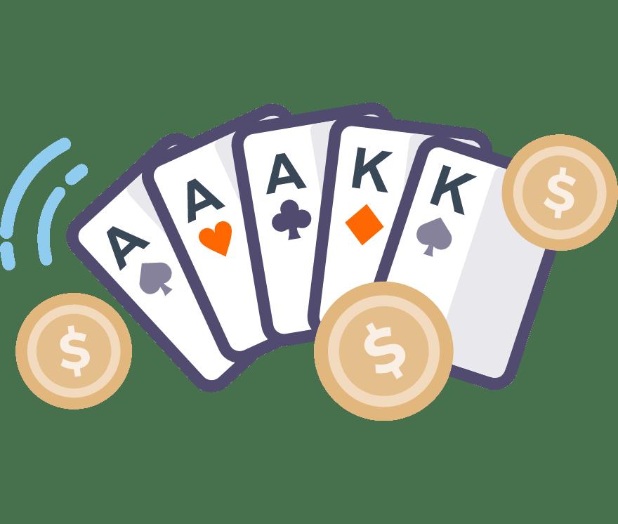 Poker Kasino Bergerak Terbaik pada tahun 2021
