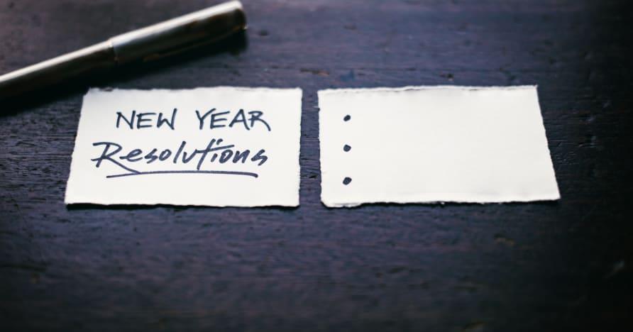Adakah Anda Menghormati Resolusi Tahun Baru Anda?