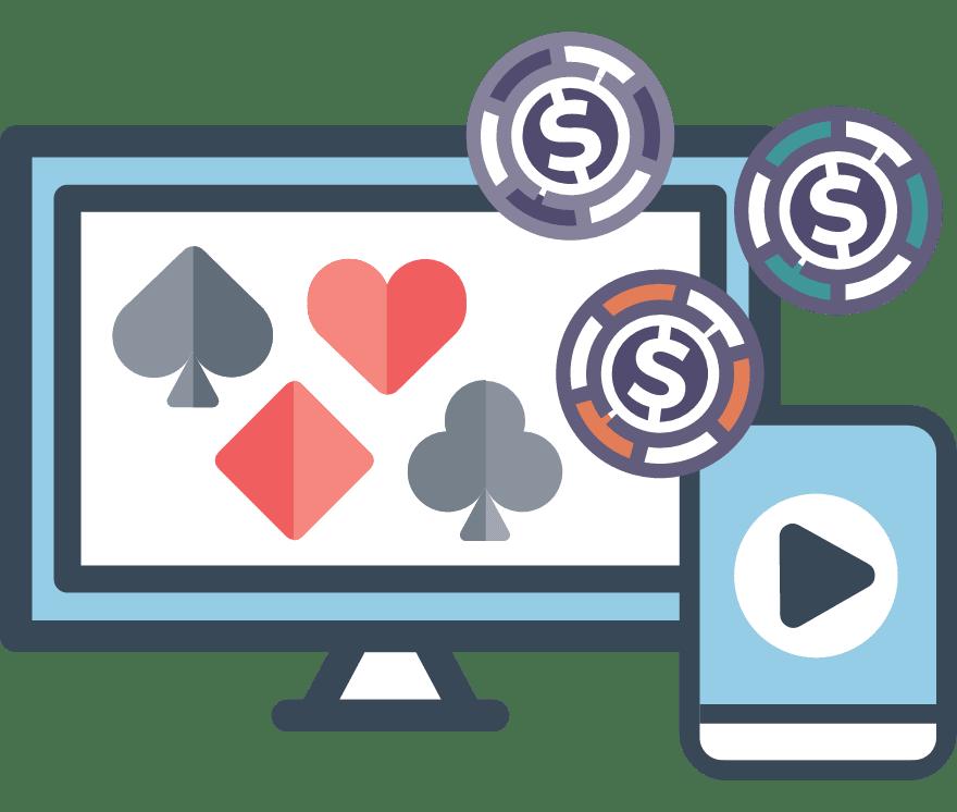 Poker Video Kasino Bergerak Terbaik pada tahun 2021