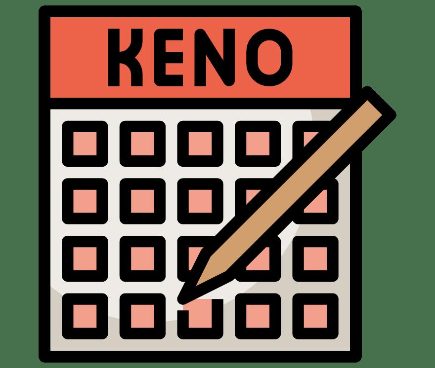 Keno Kasino Bergerak Terbaik pada tahun 2021