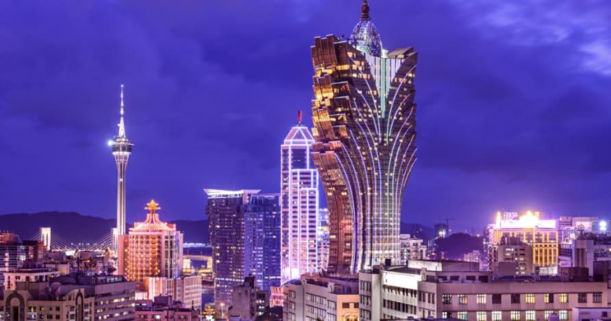 Ikuti Perjalanan ke Timur dengan Mr Macau Betsoft