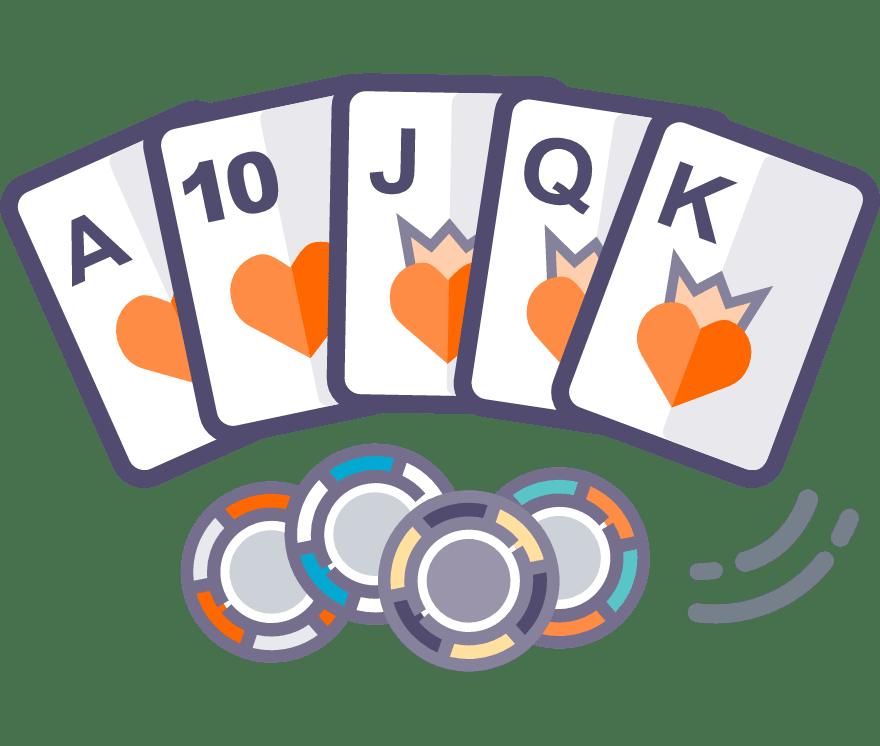 Texas Holdem Kasino Bergerak Terbaik pada tahun 2021