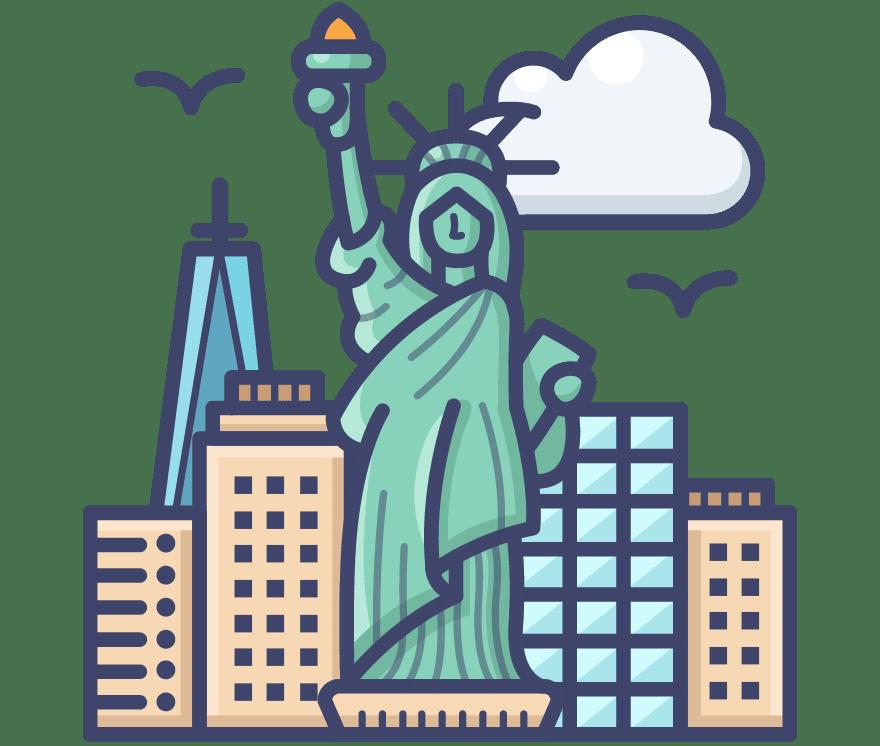 2021 Kasino Bergerak dalam Amerika Syarikat