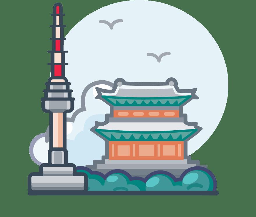2021 Kasino Bergerak dalam Korea Selatan