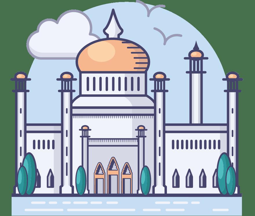 2021 Kasino Bergerak dalam Brunei